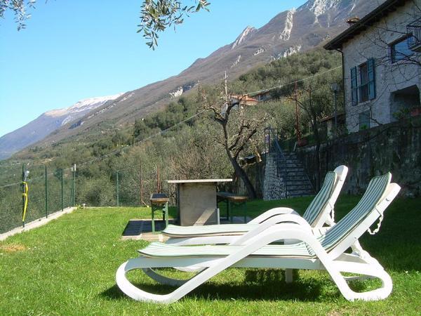 Casa Margherita Wohnung n. 4, mit Garten und super   Gardasee - Lago di Garda