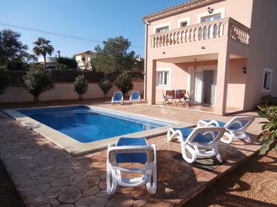 Einfamilienhaus C an Cam mit privatem Schwimmbad in Cala Murada