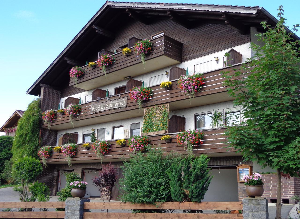 Ferienhaus Schamberger / von 12 bis 20 Personen /   in Deutschland